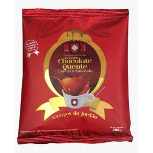 Chocolate quente cremoso estilo europeu 200g