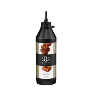 Calda de caramelo routin 1883 importada - 500ml